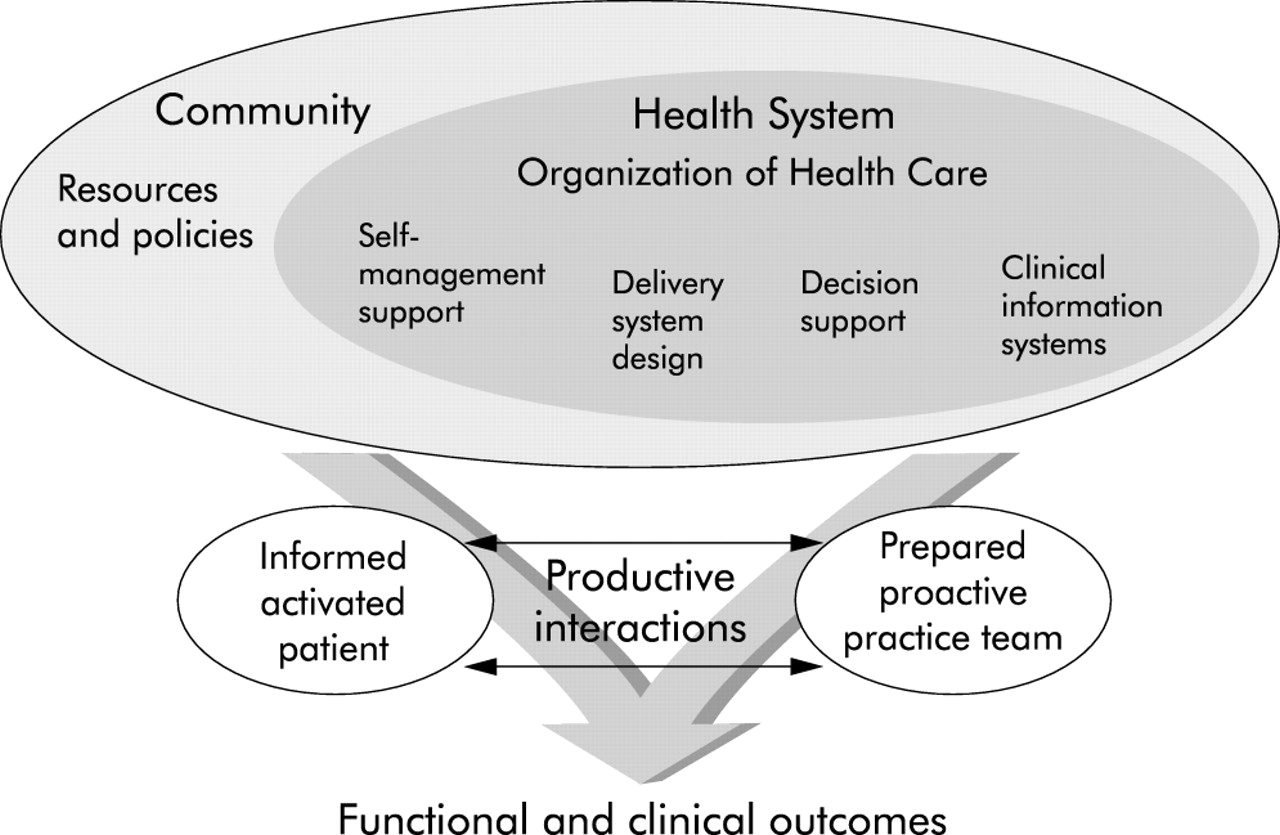 Improving the quality of health care for chronic conditions   BMJ ...