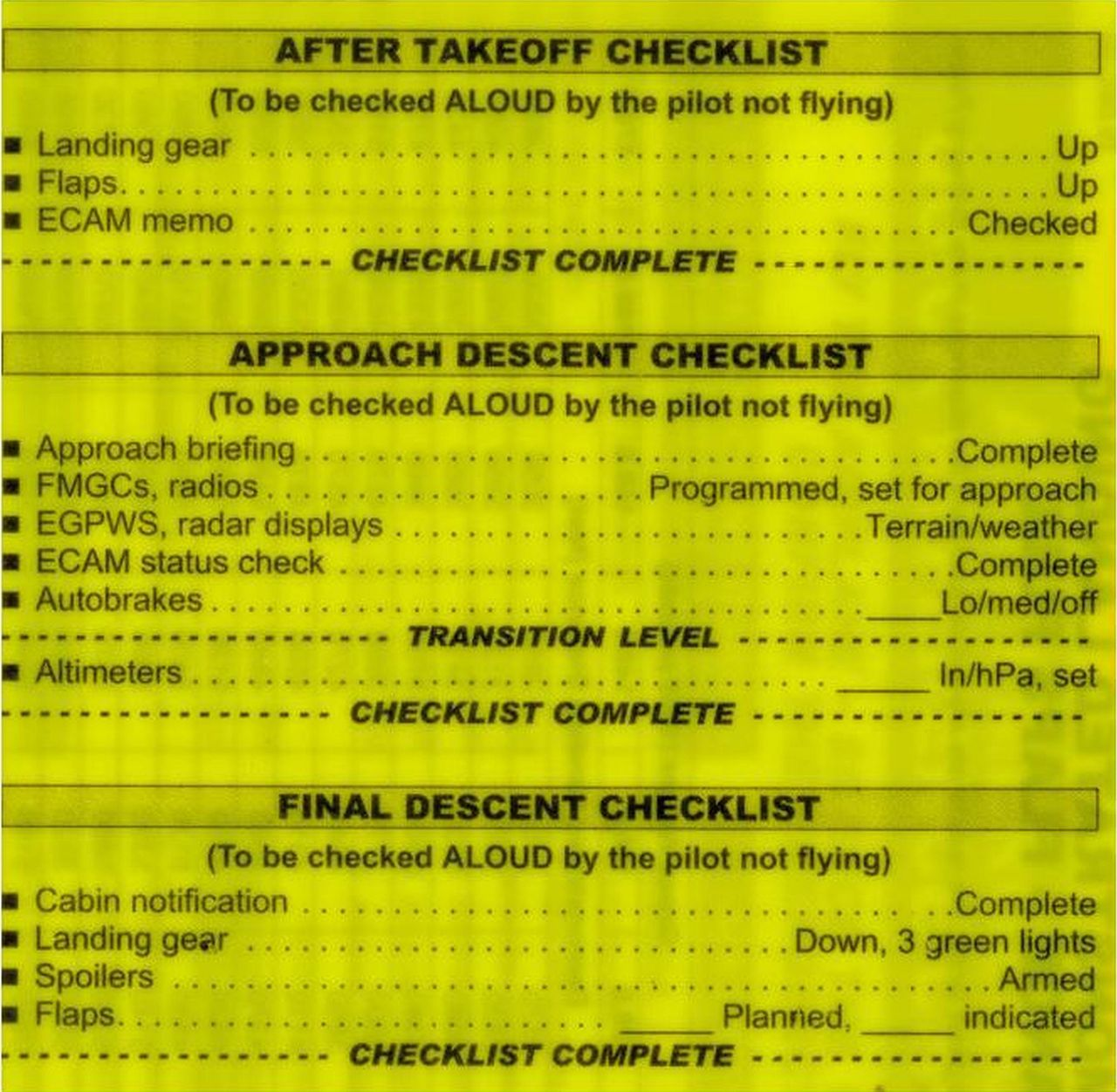 The problem with checklists | BMJ Quality & Safety