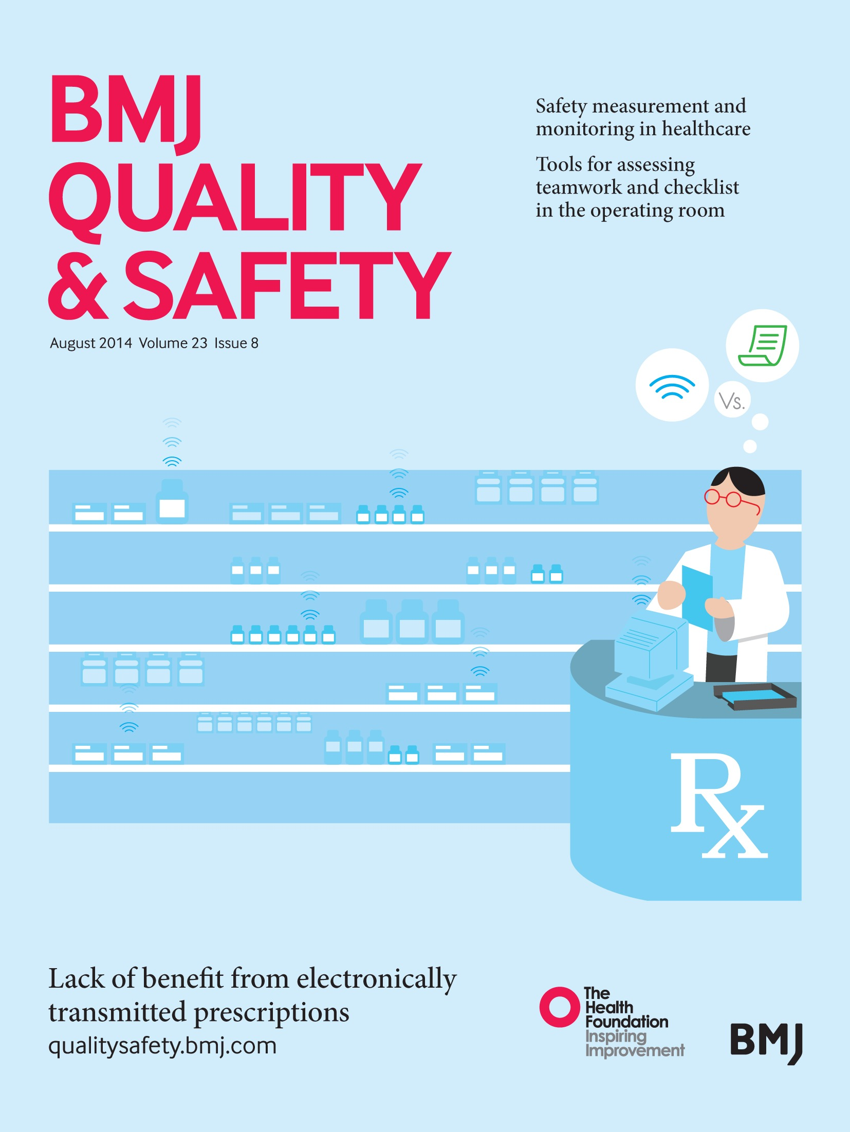 Safety Measurement And Monitoring In Healthcare A Framework To