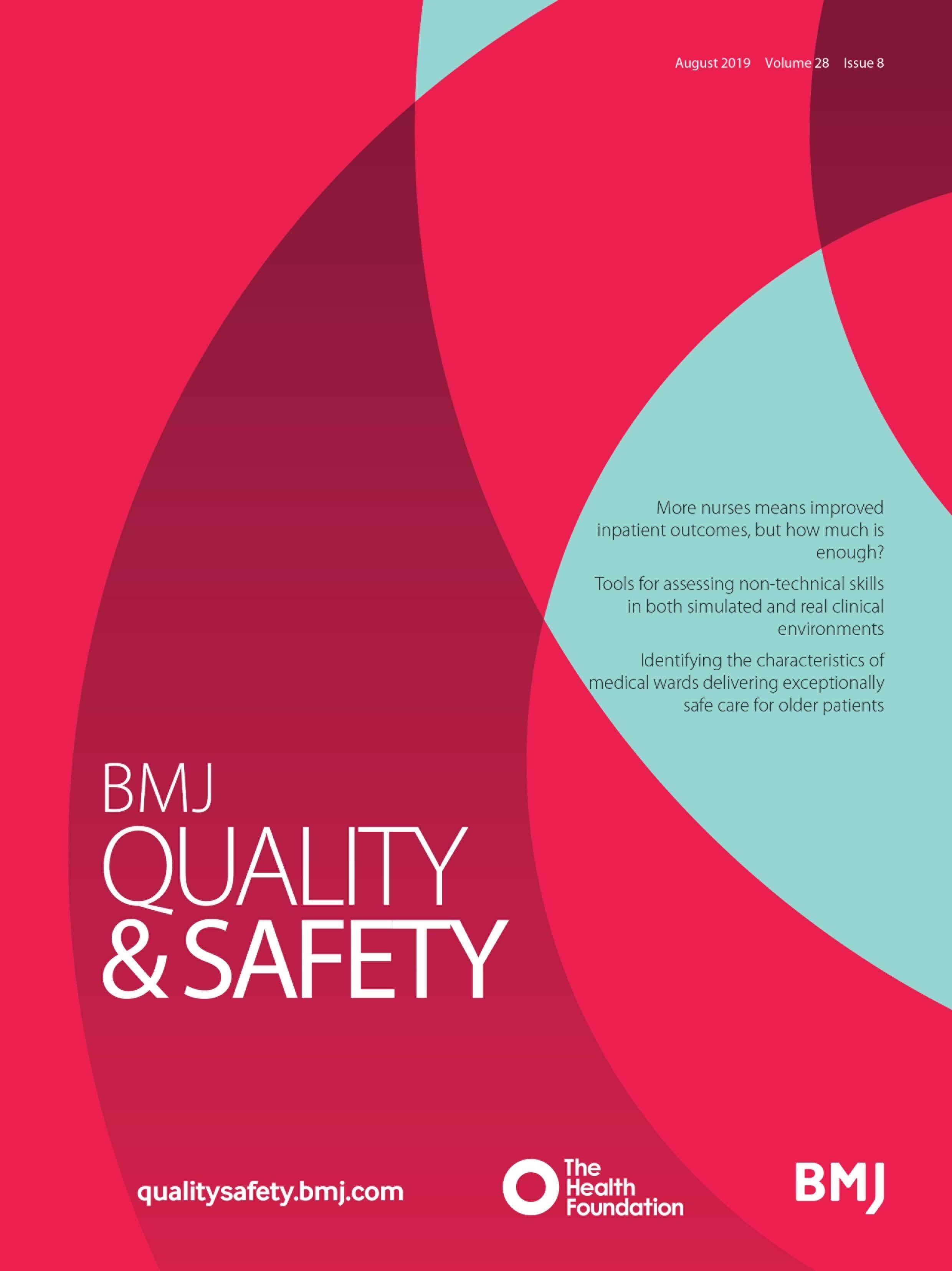 Nurse staffing, nursing assistants and hospital mortality