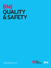 Quality in Health Care: 10 (suppl 1)