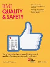 BMJ Quality & Safety: 22 (3)