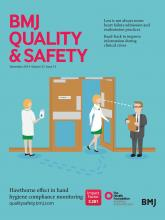 BMJ Quality & Safety: 23 (12)