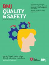 BMJ Quality & Safety: 26 (11)