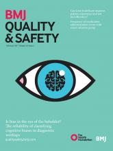 BMJ Quality & Safety: 26 (2)