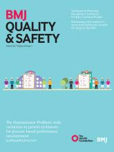 BMJ Quality & Safety: 26 (3)