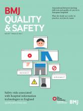BMJ Quality & Safety: 26 (7)