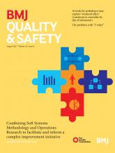BMJ Quality & Safety: 26 (8)