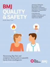 BMJ Quality & Safety: 27 (7)