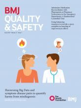 BMJ Quality & Safety: 27 (7)